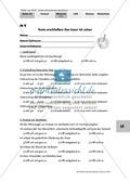 Unterschiedliche Sachtexte untersuchen: Tabelle Bestand der Wölfe + Zeitungsartikel Preview 3