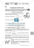 Deutsch, Literatur, Schreiben, Sprache, Fiktionale Texte, Umgang mit fiktionalen Texten, Schreibprozesse initiieren, Sprachbewusstsein, Epik, Analyse fiktionaler Texte, Gattungen, Fabeln, Personenkonstellation, texterschließung