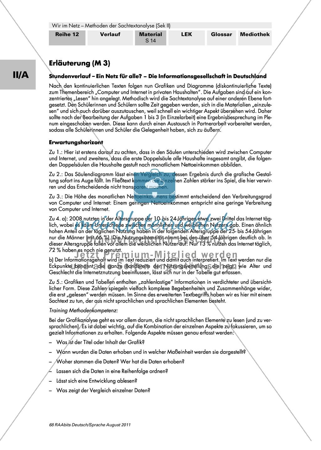 Statistiken: Die Informationsgesellschaft in Deutschland Preview 2