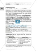 Merkmale von Balladen erarbeiten. Mit Infotext und Tabelle zum ausfüllen. Preview 3