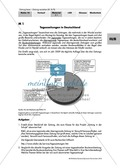 Wie arbeitet ein Zeitungsverlag? Tageszeitungen in Deutschland, Aufbau eines Verlags und die Einteilung in Ressorts Preview 1