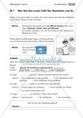 Deutsch, Sprache, Grammatik, Sprachbewusstsein, Kasus, Nominativ