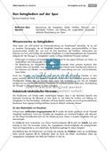 Das Prädikat: unvollständige Sätze ergänzen + Bestimmungsfrage Preview 1