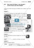 Das Subjekt: Lückentext + Bestimmungsfrage Preview 3