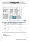 Mathematik, Geometrie, Funktion, Zahlen & Operationen, Scheitelpunkt, schätzen, vierecke