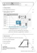 Mathematik, Geometrie, Raum & Form, Fläche, vierecke, umfang