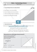 Stationenlernen zu Dreiecken: Kongruenzsätze und Dreieckskonstruktion sowie Umfang und Flächeninhalt Preview 10
