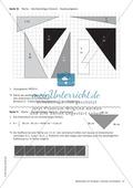 Stationenlernen zu Dreiecken: Kongruenzsätze und Dreieckskonstruktion sowie Umfang und Flächeninhalt Preview 17