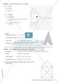 Stationenlernen zu Dreiecken: Kongruenzsätze und Dreieckskonstruktion sowie Umfang und Flächeninhalt Preview 19