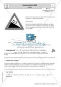 Stationenlernen zu Dreiecken: Kongruenzsätze und Dreieckskonstruktion sowie Umfang und Flächeninhalt Preview 5