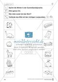 Phonologische Bewusstheit: Lautanalyse - Lautpunkte verbinden Preview 1
