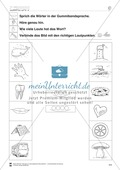 Phonologische Bewusstheit: Lautanalyse - Lautpunkte verbinden Preview 2