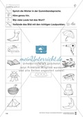 Phonologische Bewusstheit: Lautanalyse - Lautpunkte verbinden Preview 3