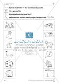 Phonologische Bewusstheit: Lautanalyse - Lautpunkte verbinden Preview 5