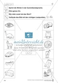 Phonologische Bewusstheit: Lautanalyse - Lautpunkte verbinden Preview 7