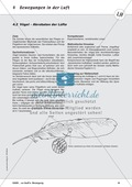Bewegungen in der Luft: Fliegen, Schweben, Segeln Preview 3