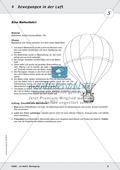 Bewegungen in der Luft: Fliegen, Schweben, Segeln Preview 8