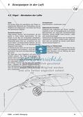 Der Flug von Vögeln: Eigenschaften einer Feder Preview 1