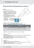 Gleiteigenschaften von Papierfliegern: Welches Flugzeug fliegt am weitesten? Preview 2