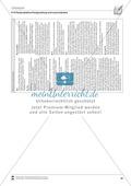 Inhaltliche Reduktion und Textwiedergabe, binnendifferenziert Preview 3