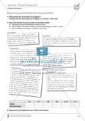 Übungen zum schriftlichen Ausdruck und zum Formulieren Preview 1