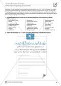 Erstellung eines formalen Anschreibens binnendifferenziert Preview 4