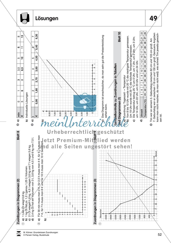 Diagramme lesen und interpretieren Preview 5