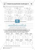 Mathematik, funktionaler Zusammenhang, Zahlen & Operationen, Dreisatz, Algebra, Proportionalität, Zuordnungen