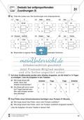 Mathematik, funktionaler Zusammenhang, Zahlen & Operationen, Dreisatz, Algebra, Antiproportionalität, Zuordnungen