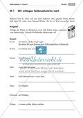 Arbeit mit dem Wörterbuch: Teekesselchen nachschlagen Preview 1