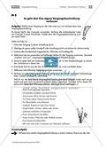 Thema Vorgangsbeschreibung: Eine eigene Vorgangsbeschreibung am PC verfassen und überarbeiten Preview 1