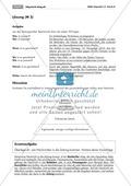 Thema Zeitung; Merkmale eines Zeitungsartikels kennen lernen Preview 2