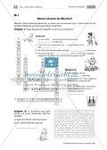 Merkmale von Märchen: Kreuzworträtsel Preview 1