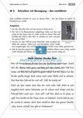 Strategien zum korrekten Schreiben: Eigen- und Laufdiktat Preview 3
