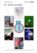 Die Zeitung als Informationsmedium: Struktur + Inhalt + Verfassen von Zeitungsartikeln Preview 11