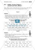 """Deutsch, Literatur, Schreiben, Fiktionale Texte, Literaturgeschichte, Umgang mit fiktionalen Texten, Autoren, Produktion von literarischen Formen, Epik, Analyse fiktionaler Texte, J. R. R. Tolkien: """"Der kleine Hobbit"""", Gattungen, Gedichte verfassen, Kinder- & Jugendbuchliteratur, Gedichte"""