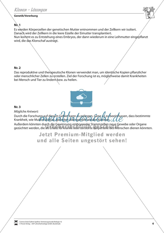 Großzügig Humangenetik Arbeitsblatt Antworten Fotos - Mathe ...
