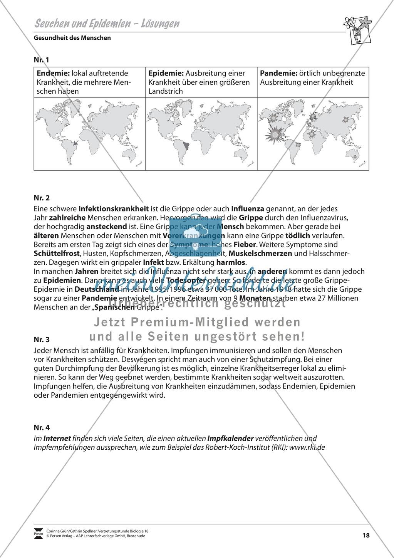 Seuchen und Epidemien Preview 2