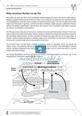 Wasserkreislauf, Hochwasser am Rhein: Umwelt und Umweltschutz - Vertretungsstunde Preview 1
