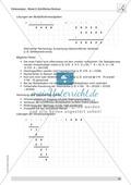 Mathematik, Zahlen & Operationen, schriftliches Rechnen, fehlerdiagnose