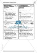 Vermischte Aufgaben zur Übung des schriftlichen Rechnens mit den Grundrechenarten in Partnerarbeit Preview 2