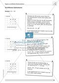 Vermischte Aufgaben zur Übung des schriftlichen Rechnens mit den Grundrechenarten in Partnerarbeit Preview 6