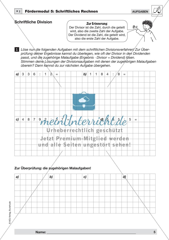 Niedlich Mathe Division Arbeitsblatt Galerie - Super Lehrer ...