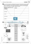 Vermischte Aufgaben zur Orientierung mit Maßzahlen und Größen Preview 3