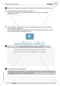 Sachrechnen: Sachtexte lesen und Skizzen erstellen Preview 2