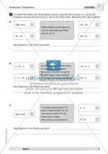 Sachrechnen: Strategien zum Sachrechnen Preview 1