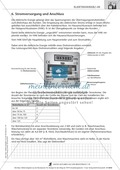 Praxisnahe Anwendung mathematischer Grundrechenarten im Bereich der Elektrotechnik Preview 6