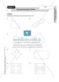 Stationenlernen Geometrie, Übungen zum Umgang mit dem Geodreieck Preview 11