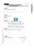 Stationenlernen Geometrie, Übungen zum Umgang mit dem Geodreieck Preview 13