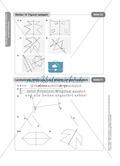 Stationenlernen Geometrie, Übungen zum Umgang mit dem Geodreieck Preview 17
